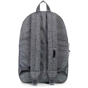 Herschel Settlement Backpack raven crosshatch
